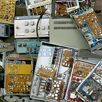 WEEE – waste of electrical and electronic equipment